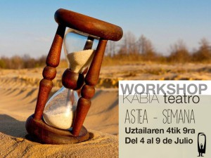Publi con reloj WORKSHOP 2016
